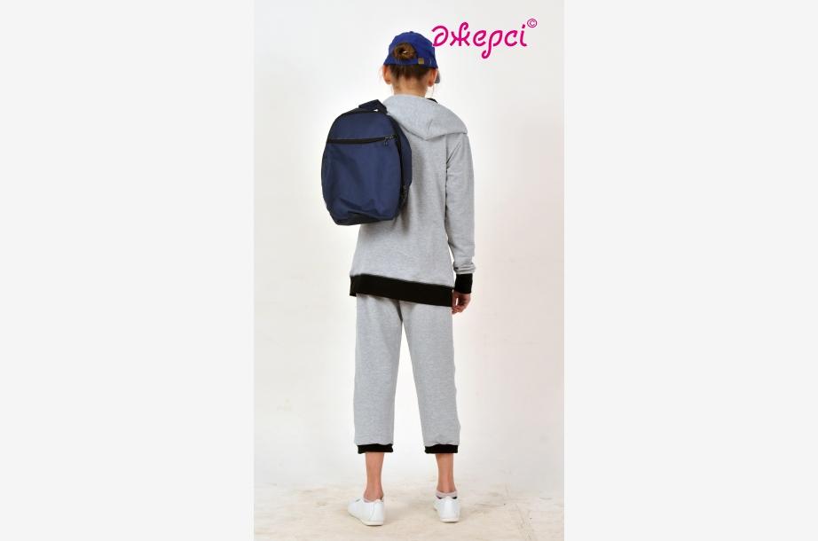Куртка девичья К1645 Кепка К1280 Рюкзак Р1655, Одежда для спорта, Одежда для активного отдыха, Галантерея
