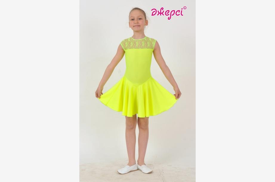 Сукня для танців П1582, Одяг для виступів, Одяг для танців