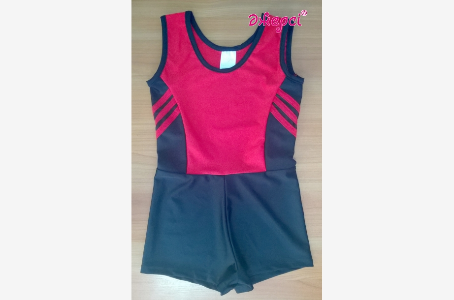 Sport leotard for boys