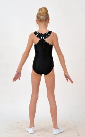 Трико гимнастическое Т1620, Одежда для выступлений, Одежда для гимнастики