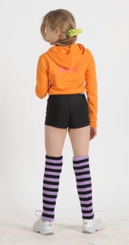 Блуза разогревка Б1217, Одежда для гимнастики, Одежда для танцев