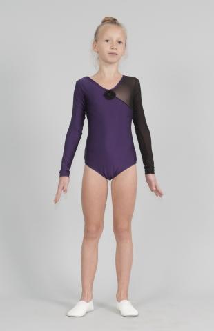 Трико гимнастическое Т1841А. Трико гимнастическое Т1841, Одежда для выступлений, Одежда для гимнастики