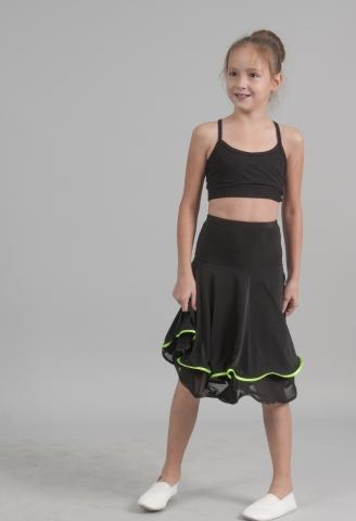 Юбка девичья Ю1811, Одежда для спорта