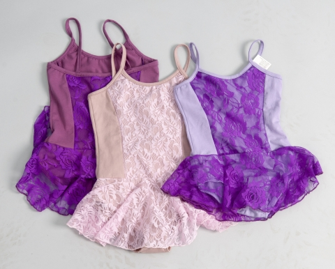 несколько расцветок Трико гимнастическое Т1615 «Сакура», Одежда для гимнастики