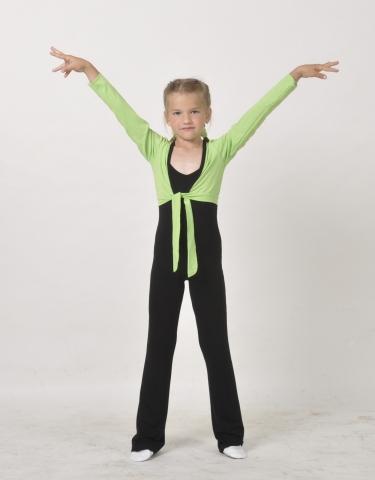 Комбинезон девичий К1094, Одежда для гимнастики, Одежда для спорта