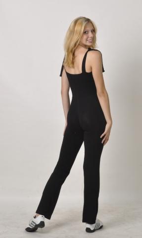 Комбинезон девичий К1097, Одежда для гимнастики