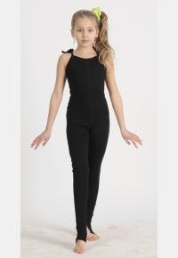 Полукомбинезон спортивный П1184, Одежда для гимнастики