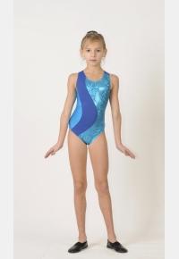 Трико гимнастическое Т1489, Одежда для выступлений, Одежда для гимнастики