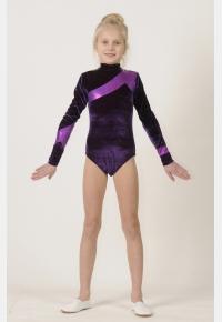 Трико гимнастическое Т1469, Одежда для выступлений, Одежда для танцев