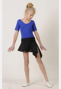 """Dance skirt """"Latina"""" with sewn panties YU1481"""