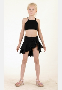 Top М1165.Dance skirt YU1435, Dancewear