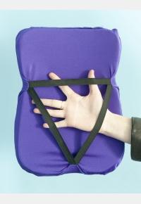 Gymnastic protection back-mattress М1718 ,Gymnastics clothing,Haberdashery