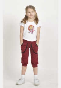 Шорти дівочі Ш1011, Одяг для активного відпочинку