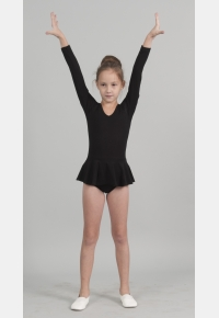 Gymnastic leotard Т1765, Clothes for performances,Gymnastics clothing