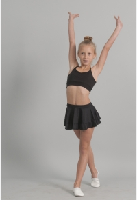 Skirt for girls YU962,Clothes for performances,Sportswear
