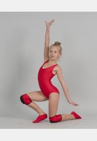 Gymnastic leotard Т1057.Knee wraps N1791. Ballet shoes CH1835,Gymnastics clothing,Dancewear