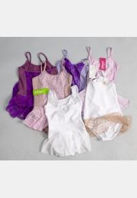 Трико гімнастичне Т1615 «Сакура», Одяг для гімнастики