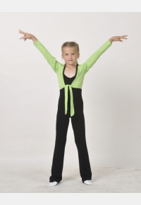 Overall for girls К1094,Gymnastics clothing ,Sportswear