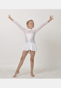 Gymnastic leotards dances T1108