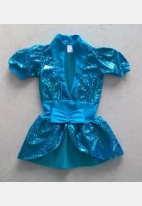 Блуза Б1876, Одежда для выступлений, Одежда для танцев