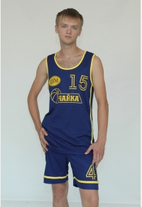 Баскетбольна форма К131, Спортивний одяг, Спеціальний одяг