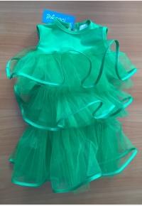 Трико «Ялинка» Т1874, Одежда для выступлений, Одежда для гимнастики, Одежда для танцев
